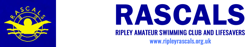 Ripley Rascals Swimming Club Retina Logo